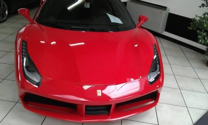 Ferrari488GTB