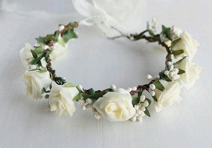 coroncina-fiori-finti
